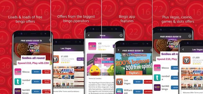 Free bingo Android app