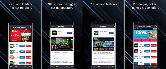 Free casino Android app